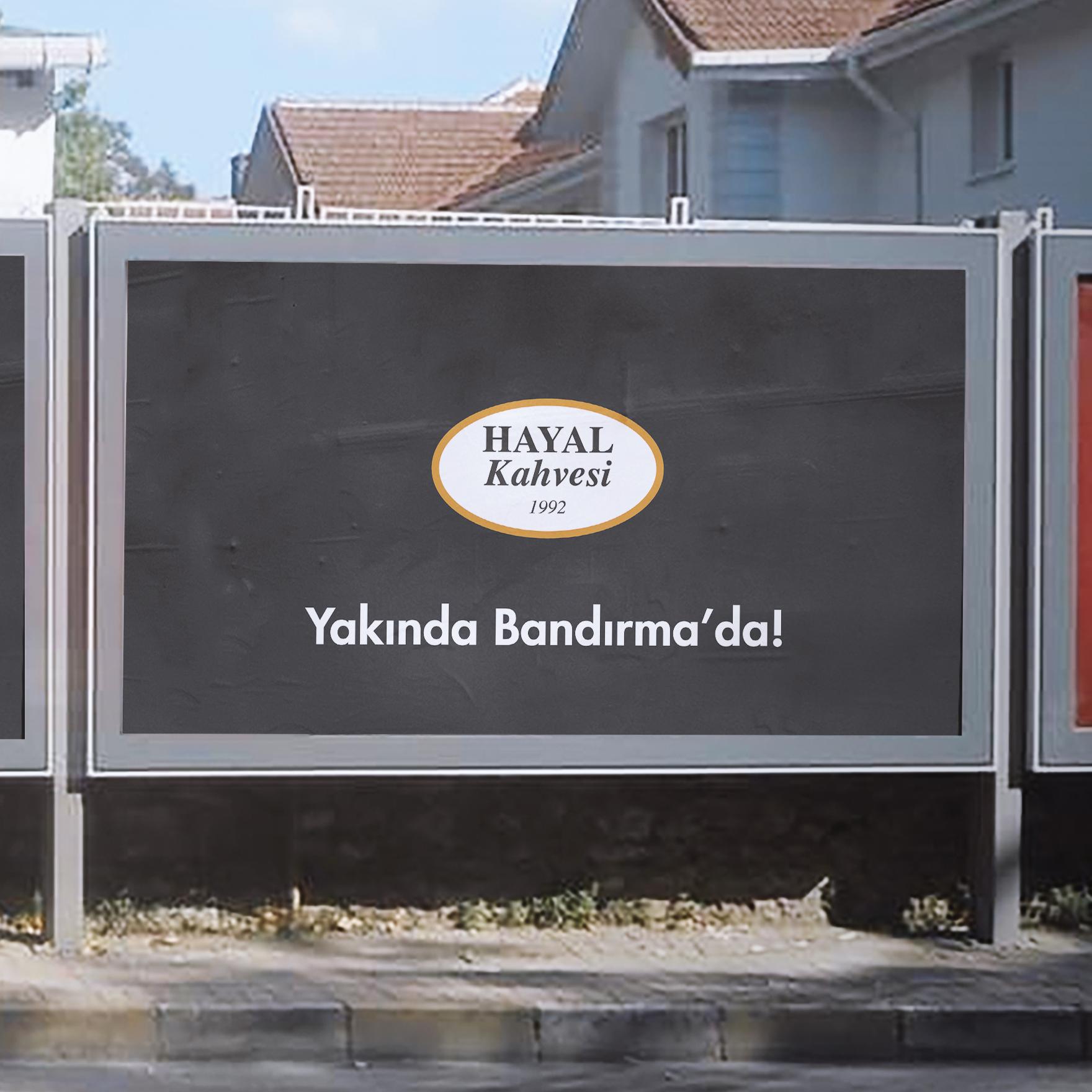 Hayal Kahvesi Billboard