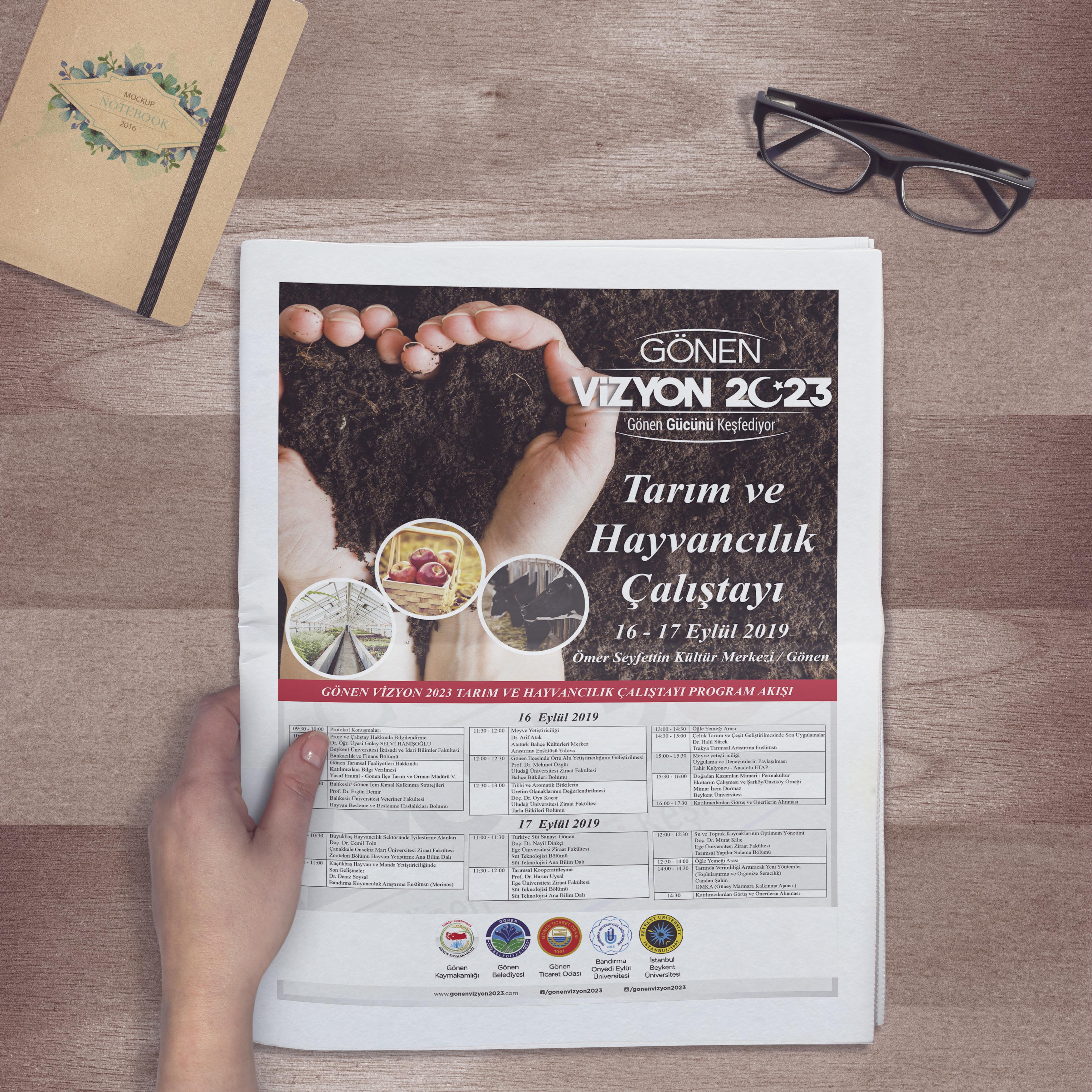 Gönen Vizyon 2023 Gazete