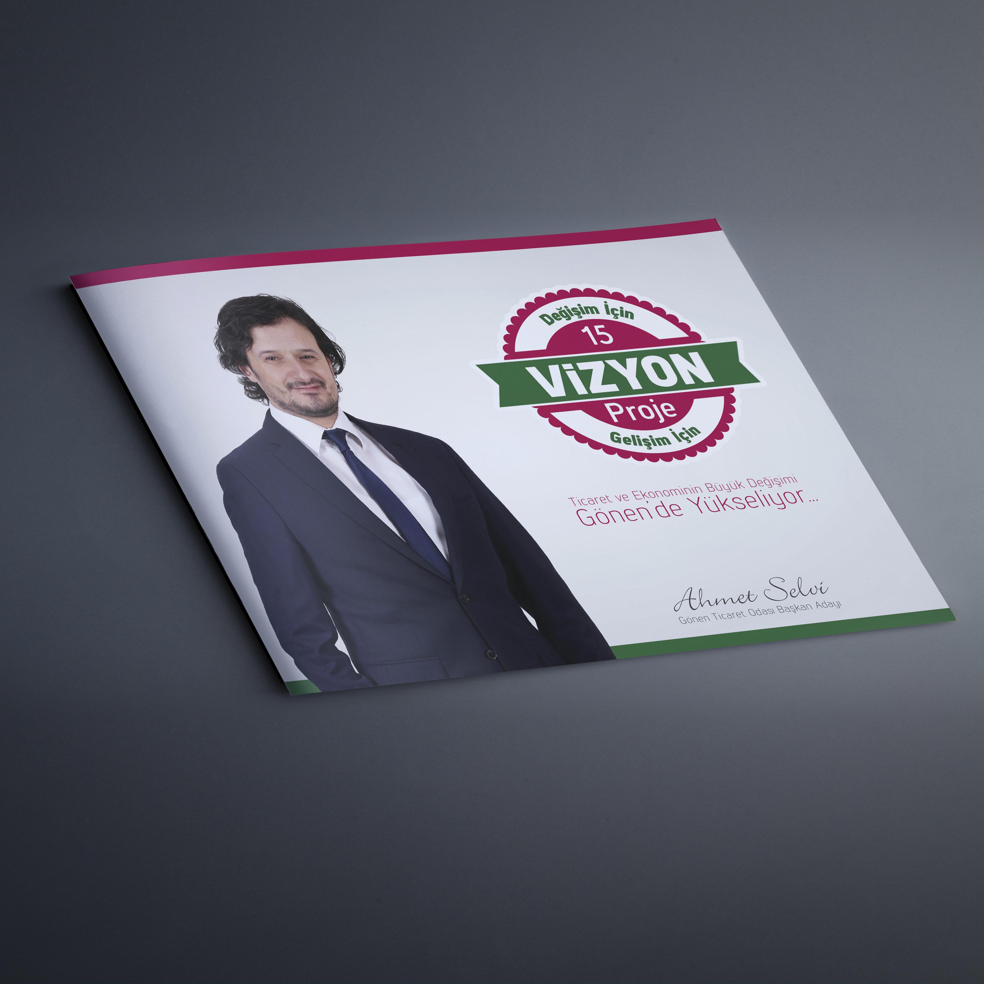 Ahmet Selvi Katalog