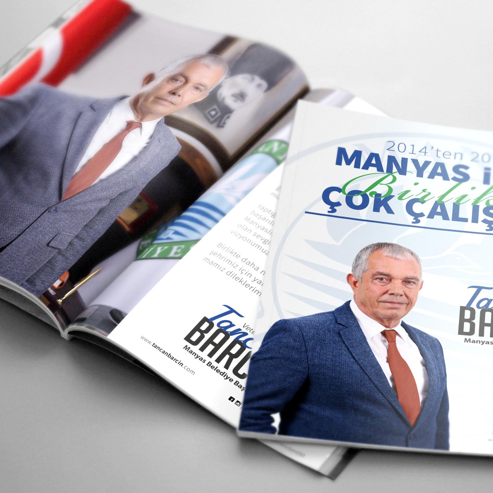 Manyas Belediyesi Katalog