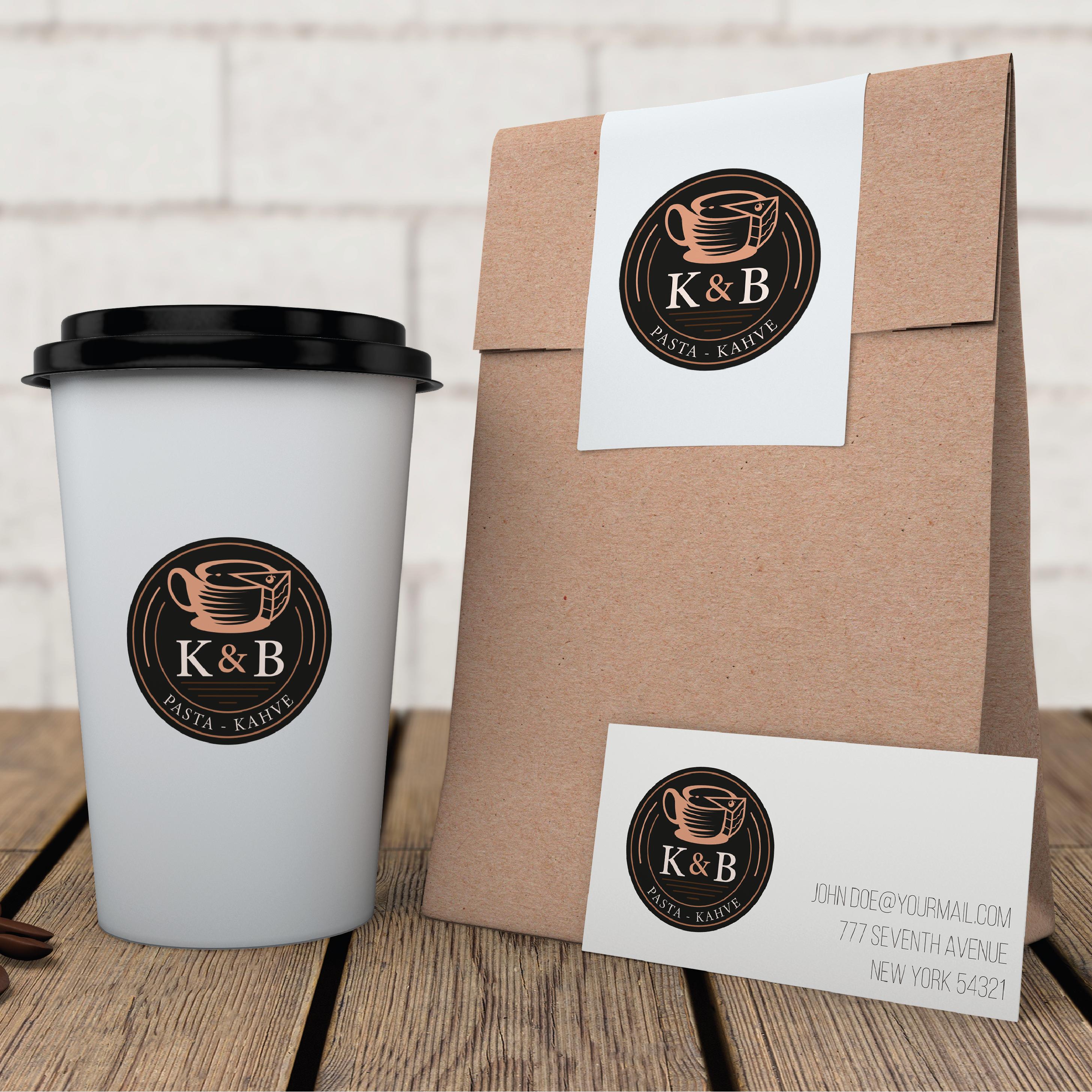 K&B Pasta-Kahve Logo