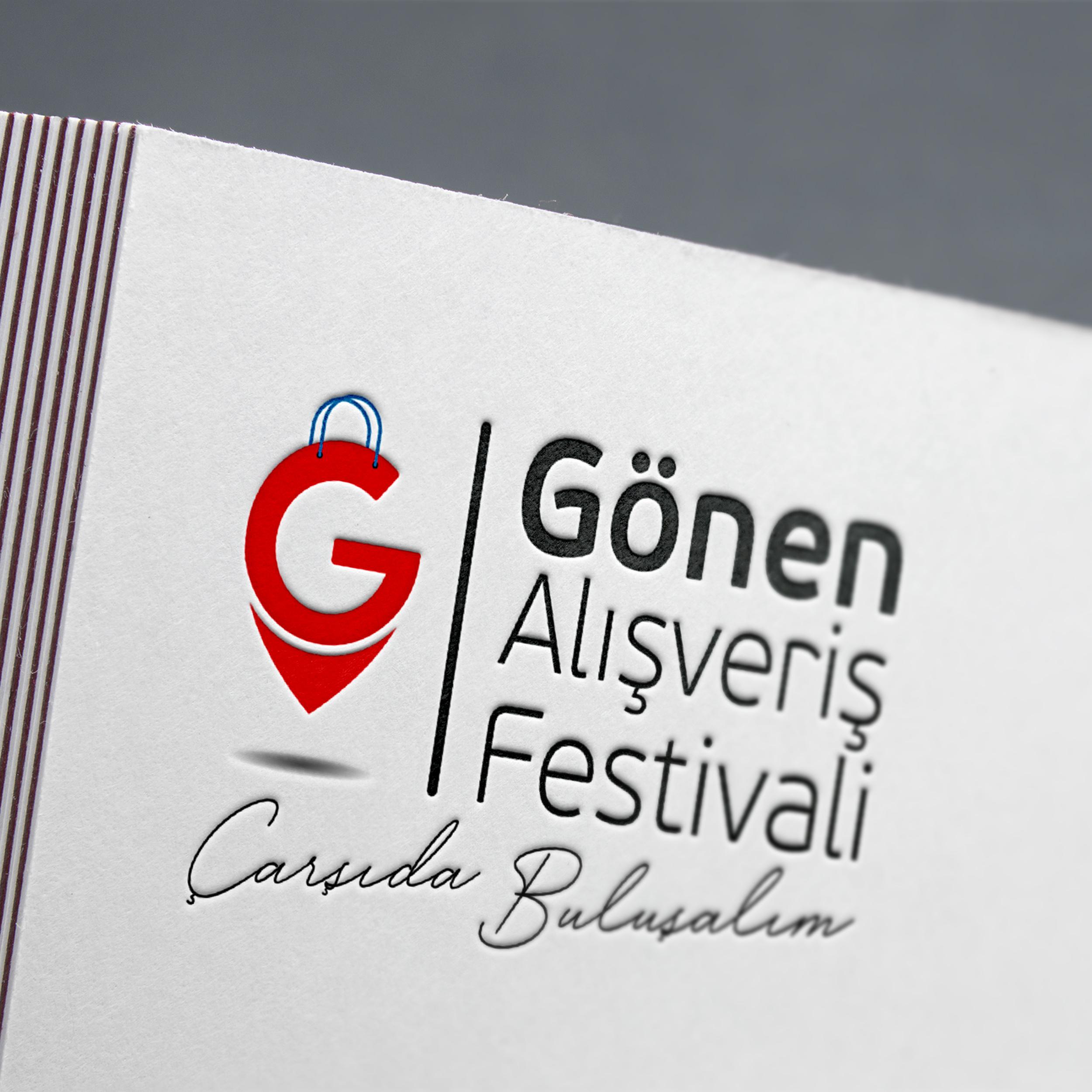 Gönen Alışveriş Festivali Logo