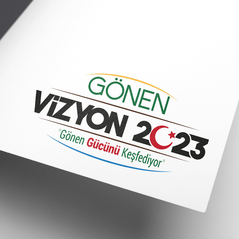 Gönen Vizyon 2023 Logo