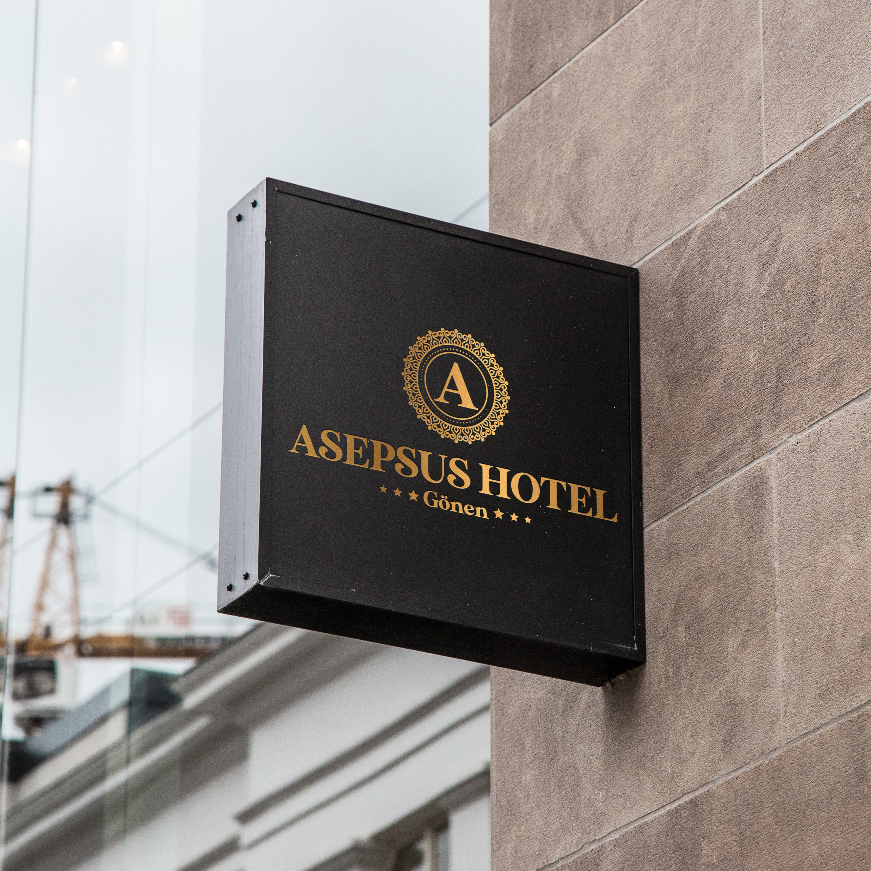 Asepsus Hotel Logo