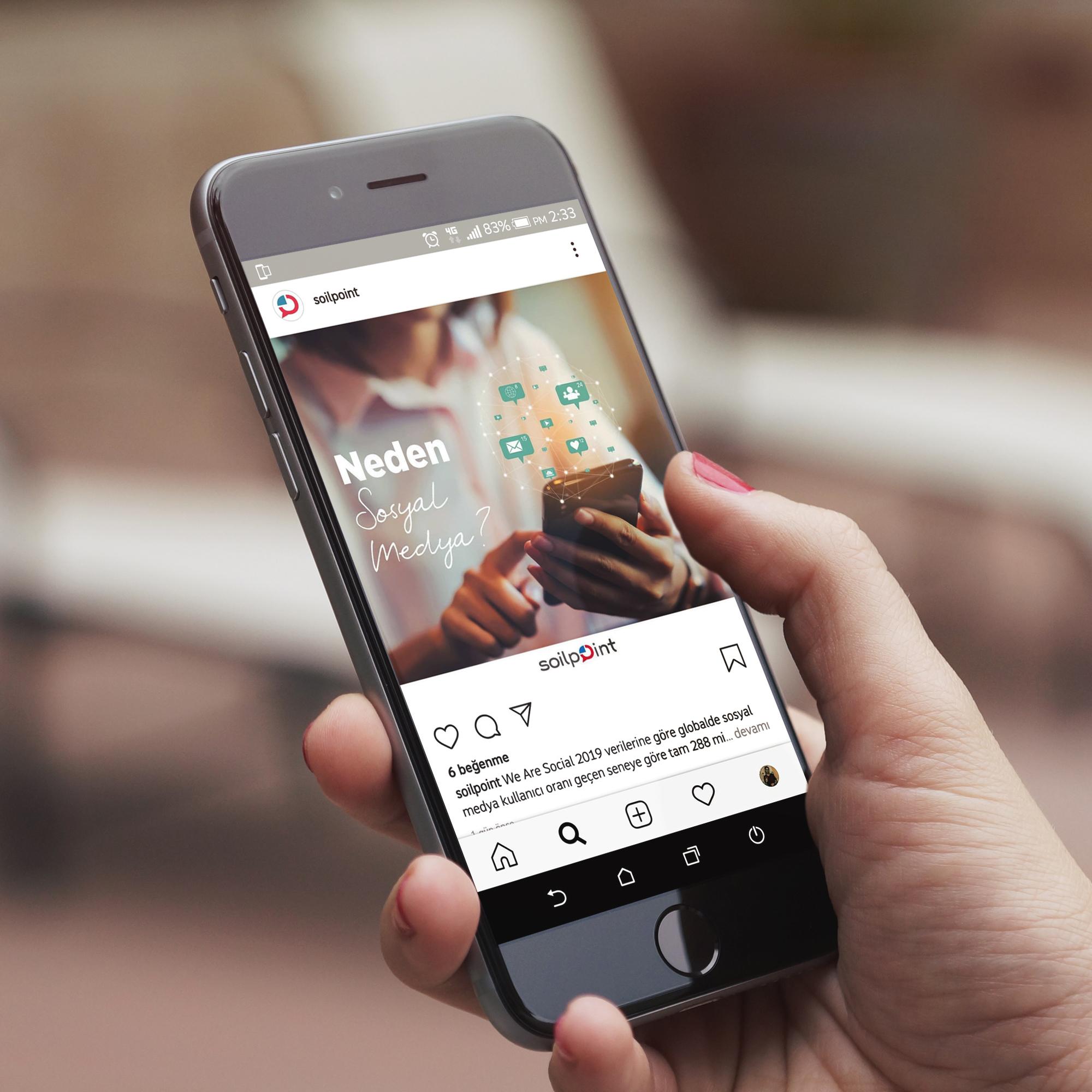 Soilpoint Kreatif Reklam Ajansı ve PR Sosyal Medya